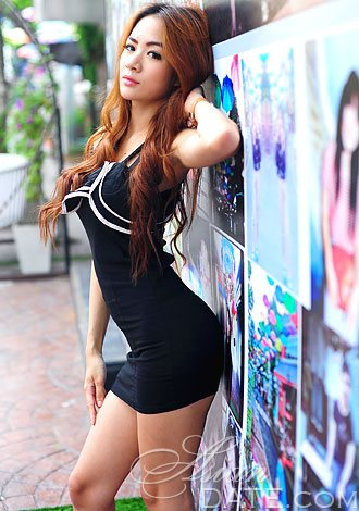 Asian Member To Date Pimjai From Chiang Mai 24 Yo Hair